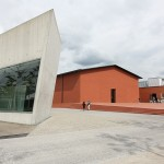 The Vitra Fire Station by Zaha Hadid and the Vitra Schaudepot by Herzog & de Meuron