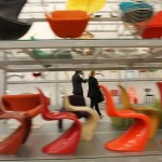 The Vitra Schaudepot, a stroll through 100 years of furniture history.....