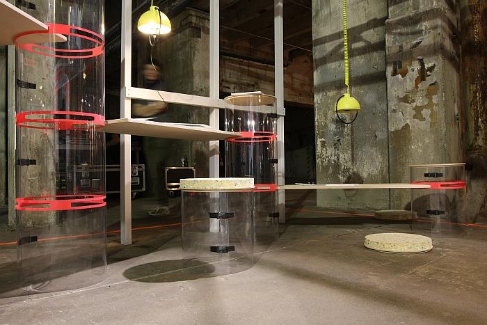 Workaround by Sofie Aschan Eriksson, Lund University School of Industrial Design. As seen at DMY Berlin 2016