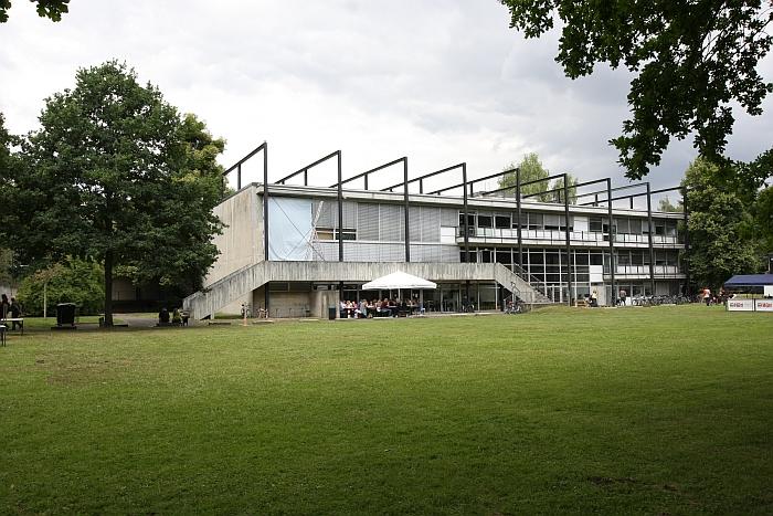 Kunsthochschule Kassel - Nordbau by Paul Friedrich Posenenske (1962)