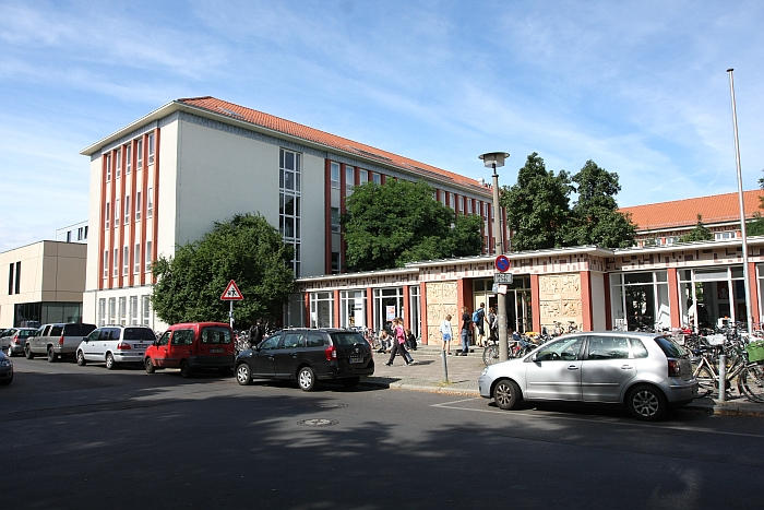 Kunsthochschule Berlin Weissensee Rundgang 2016