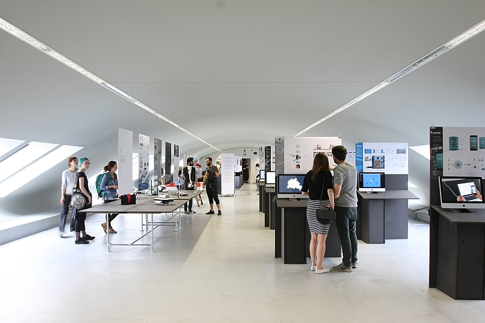 The Presentation Of Selected Product Design Master Bachelor Projects As Seen At Kunsthochschule