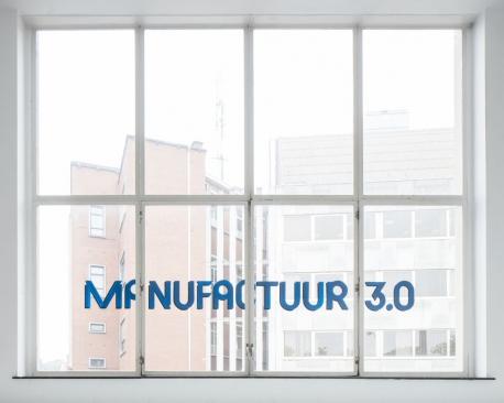 Manufactuur 3.0 at Z33, Hasselt & C-mine design centre, Genk
