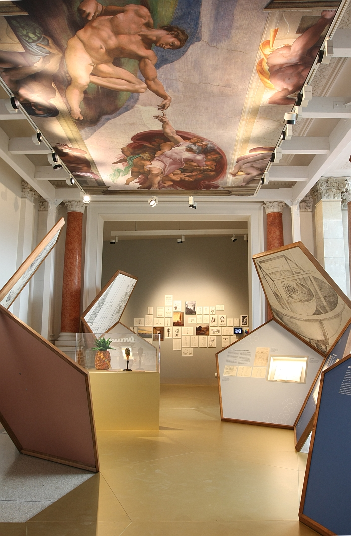 Divine Golden Ingenious The Golden Ratio as a Theory of Everything? at the Museum for Communication Berlin