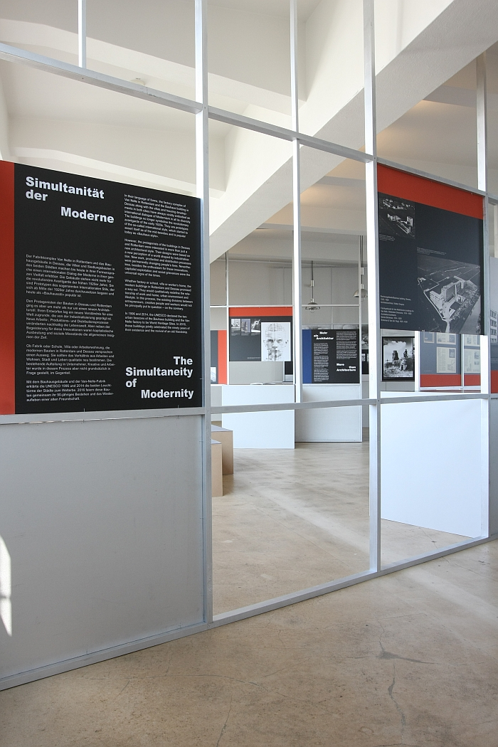 Stiftung Bauhaus Dessau present The Simultaneity of Modernism