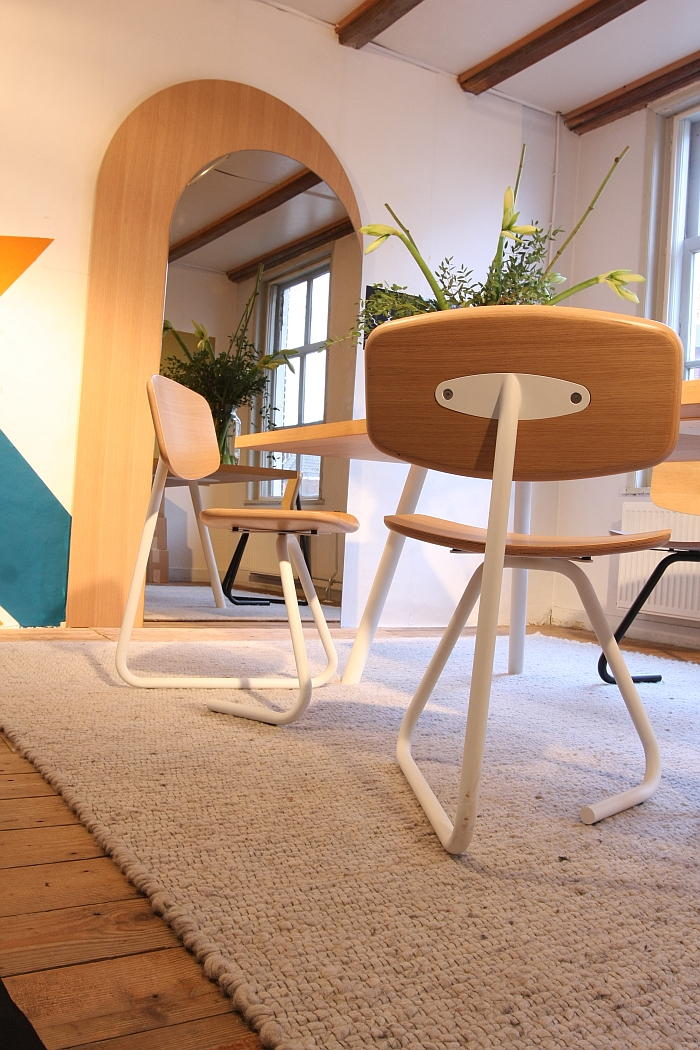 Elephant Stoel by Charly Cnops for Design is Wolf,as seen at Kaserne Eindhoven, Dutch Design Week 2016