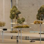 Foret suspenue (Hanging Forest), as seen at Ronan & Erwan Bouroullec - Rêveries Urbaines, Vitra Design Museum