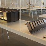 Kiosque (Kiosk) by Ronan & Erwan Bouroullec. A quick assemble, modular kiosk