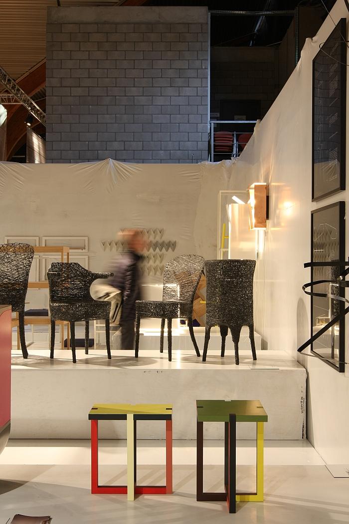 The Wall: Nieuwe German Gestaltung @ Biennale Interieur Kortrijk 2016