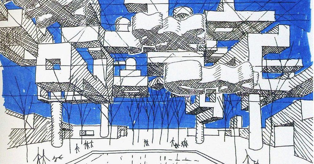 Yona Friedman - Munich Spatial Architekturgalerie München