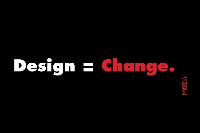 "Museum of Design Atlanta ""Design = Change"" They ain't wrong....."