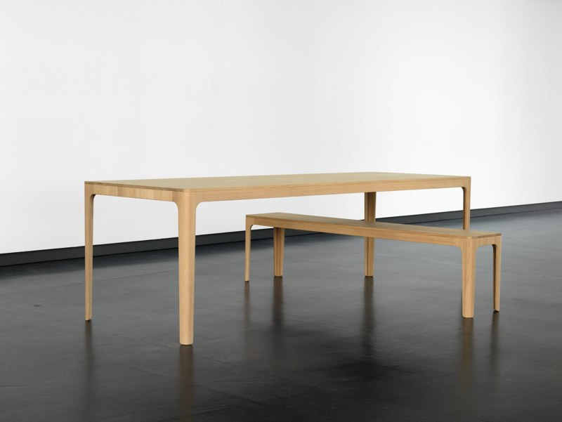 Table & Bench Thorsten Franck (Photo Eva Jünger )