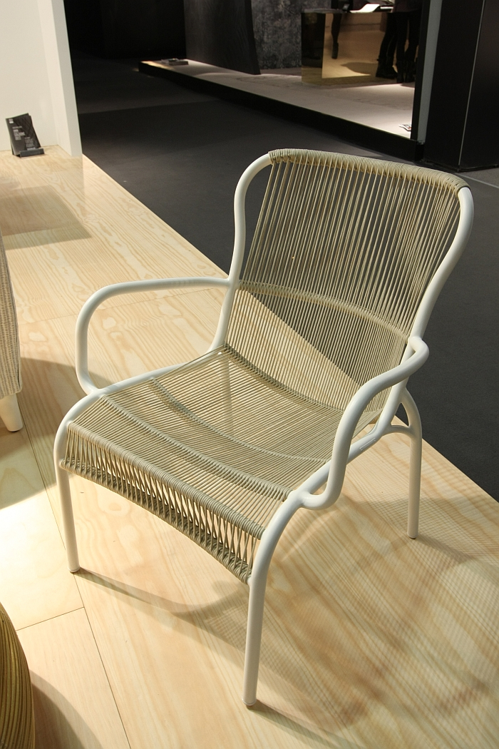 Admirable Loop Lounge Rope From Vincent Sheppard Imm Cologne 2017 Customarchery Wood Chair Design Ideas Customarcherynet