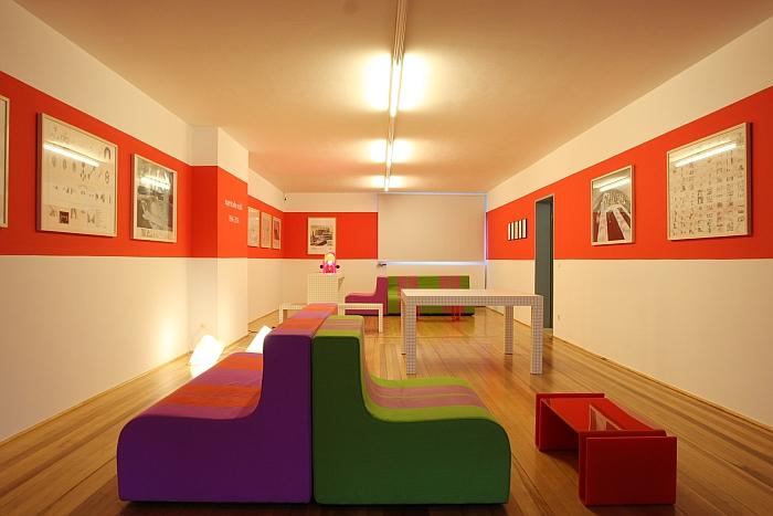 Superstudio Mobilia 1966 2016 At Ungers Archiv Für Architekturwissenschaft  Cologne