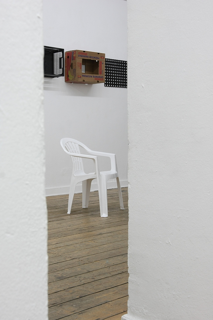 The Monobloc Chair and the banana box, as seen at Thomas Schnur - 21 Common Things