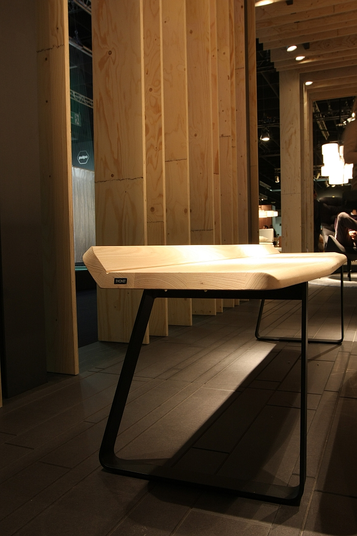 Thonet S 1094 by Randolf Schott, as seen at IMM Cologne 2017