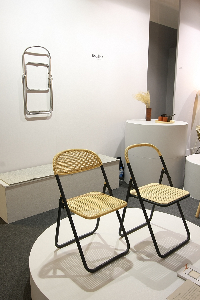 Baton Chair by Bouillon, as seen at Ambiente Frankfurt 2017