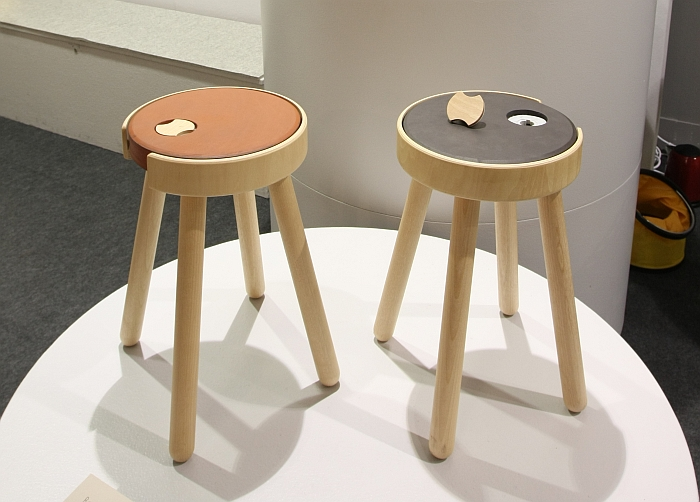 Warm Stool by Bouillon, as seen at Ambiente Frankfurt 2017