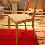 Plywood Chair by Jasper Morrison for Vitra, as seen at Jasper Morrison. Thingness, Bauhaus Archiv Berlin