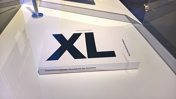 Experience Language by Steven Brüningk – Winner Design Theory/Design, as seen at Bayerischer Staatspreis für Nachwuchsdesigner 2016 exhibition, Munich