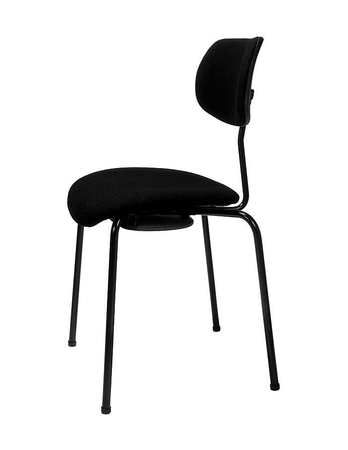 Musicians Chair by Wilde+Spieth, based on the SE 68 by Egon Eiermann