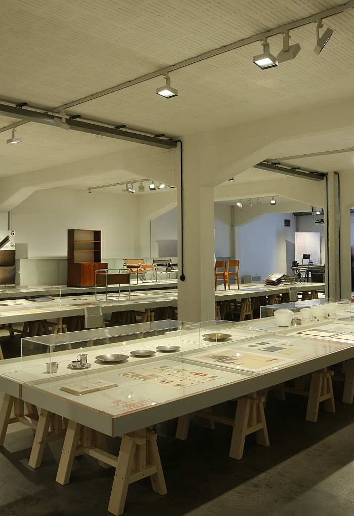 Craft becomes Modern. The Bauhaus in the Making at Bauhaus Dessau