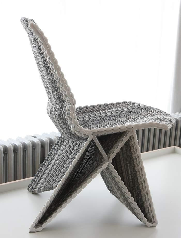 Endless by Dirk Vander Kooij, as seen at Craft becomes Modern. The Bauhaus in the Making, Bauhaus Dessau