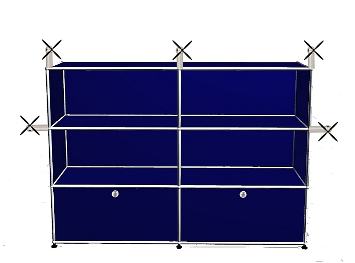 usm haller e a new storage generation smow blog english. Black Bedroom Furniture Sets. Home Design Ideas