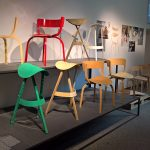 Prototypes of the 404 collection by Stefan Diez for Thonet, as seen at Full House: Design by Stefan Diez, The Museum für Angewandte Kunst Cologne