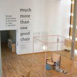 Much More Than One Good Chair @ Felleshus Berlin
