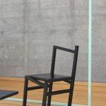 9.5° Chair by Rasmus B. Fex, as seen at Much More Than One Good Chair, Felleshus Berlin