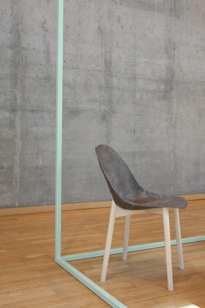 Terroir Chair by Jonas Edvard & Nikolaj Steenfatt, as seen at Much More Than One Good Chair, Felleshus Berlin