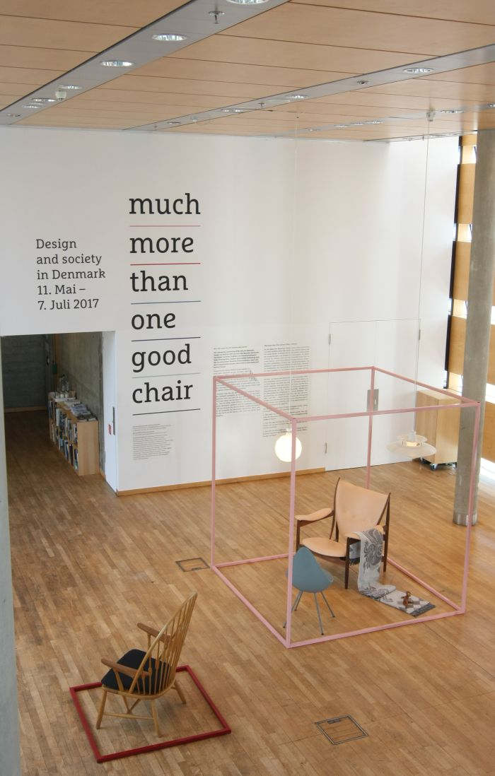 Much More Than One Good Chair @ Felleshus Berlin