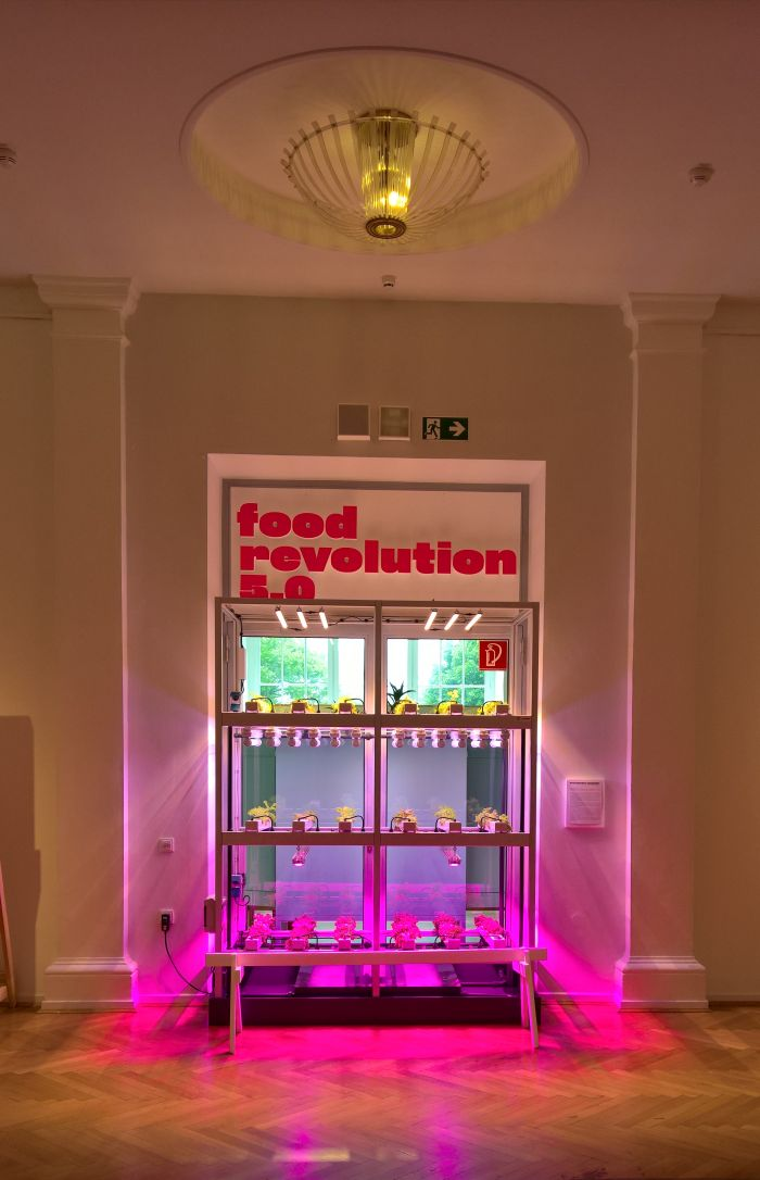 Food Revolution 5.0. Design for Tomorrow's Society at the Museum für Kunst und Gewerbe Hamburg