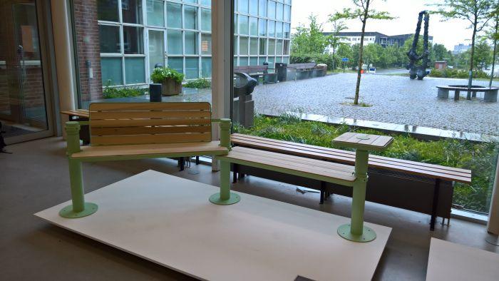 Linked Erik Ebberstein Lund University School of Industrial Design Degree Exhibition 2017