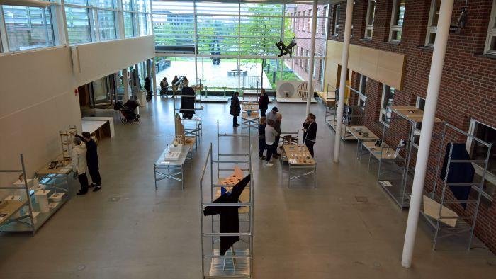 Lund University School of Industrial Design Degree Exhibition 2017