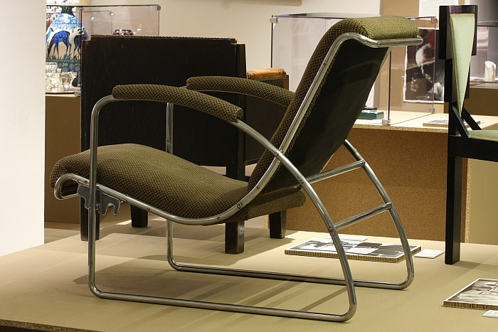 Panorama a history of modern design in belgium at adam brussels design muse - Chaises design belgique ...