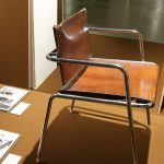 TBA Chair by Chrisophe Gevers (1958), as seen at Panorama. A History of Modern Design in Belgium, ADAM Brussels