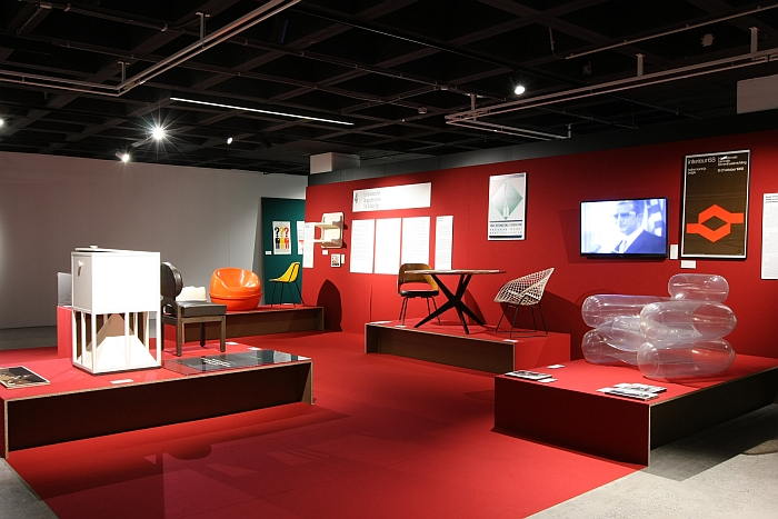 """The Golden Age, as seen at Panorama. A History of Modern Design in Belgium, ADAM Brussels"