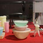Tupperware, as seen at Panorama. A History of Modern Design in Belgium, ADAM Brussels