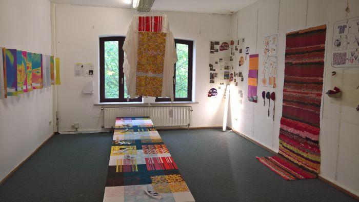 HEIM:Werk by Maren Zombik & Kulturfragmente by Matilde Frank, as seen at 777 - The truth lies within Hochschule für Künste Bremen, Germany