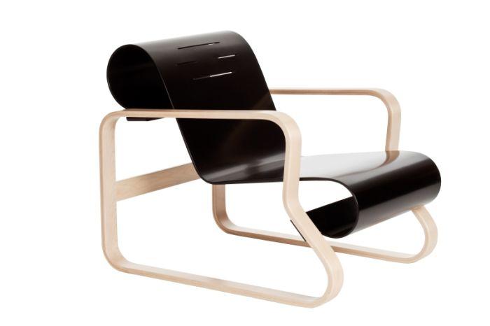 Paimio Chair by Alvar Aalto for Artek