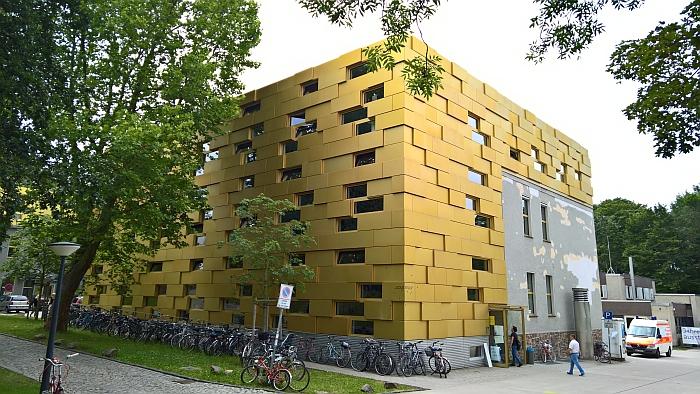 Burg Giebichenstein Kunsthochschule Halle: The Goldbau