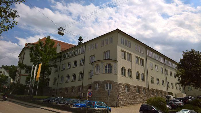 Hochschule für Gestaltung Schwäbisch Gmünd @ Rektor-Klaus-Straße