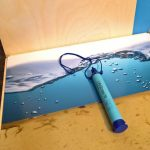 Life Straw by Torben Vestergaard, as seen at Beyond Icons - New perspectives on design, Koldinghus, Kolding
