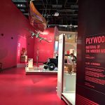 Plywood: Material of the Modern World at the V&A Museum London