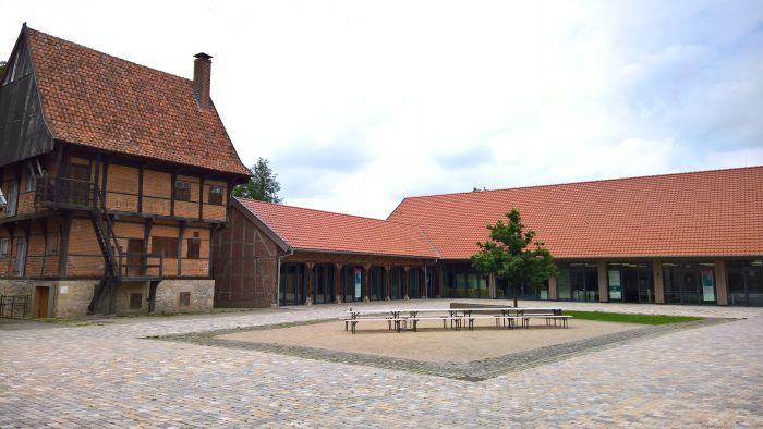 Akademie für Gestaltung der Handwerkskammer Münster - Courtyard