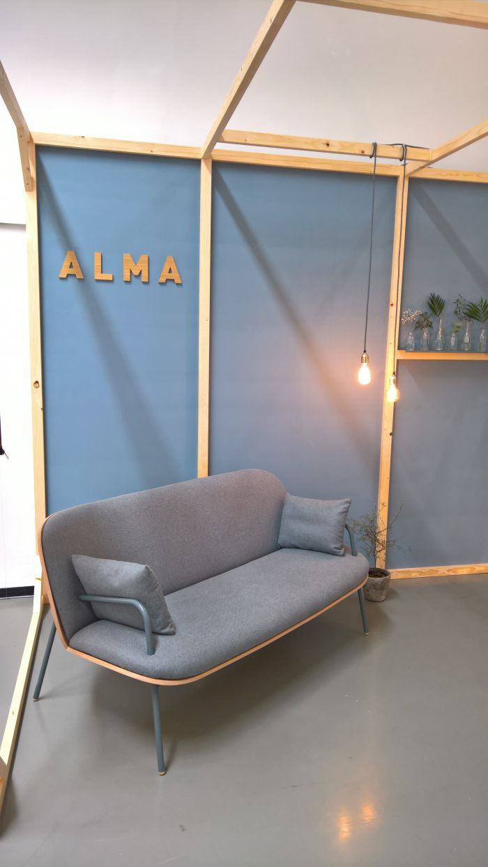 Alma by Lina Fischer, as seen at Diploma 2017, FH Aachen