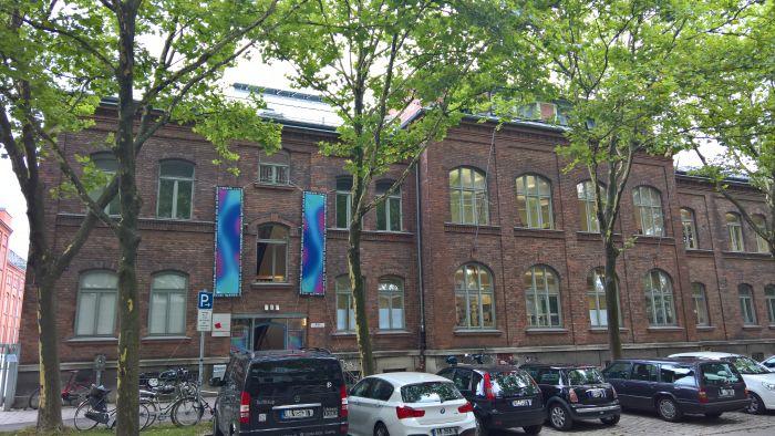 Hochschule Design Mã¼Nchen | Campustour 2017 Jahresausstellung Hochschule Munchen