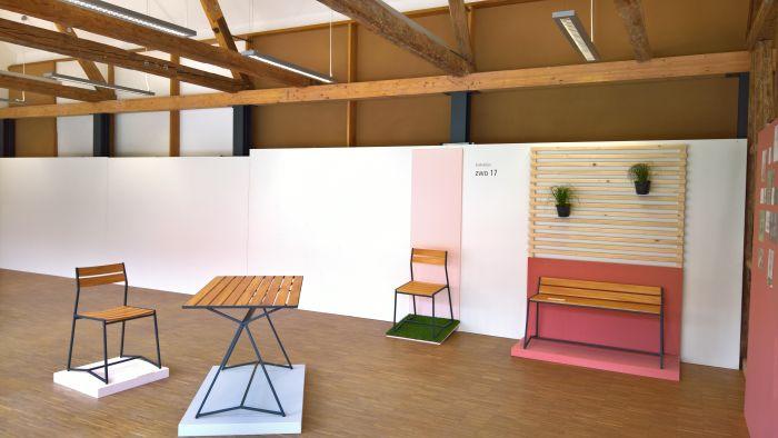 Kollektion zwo 17 by Anne Biastoch & Niklaas Hübner, as seen at Finale, Akademie für Gestaltung der Handwerkskammer Münster